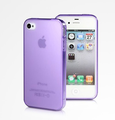 Cute Purple Iphone 4s Caseiphone 4 Case